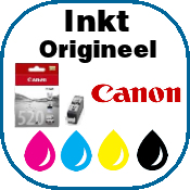 pictogram canon inkt org bl